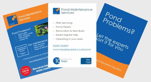 Marketing Materials / Fliers