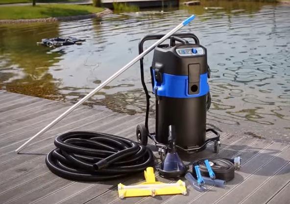 Commercial Pond Vacuum