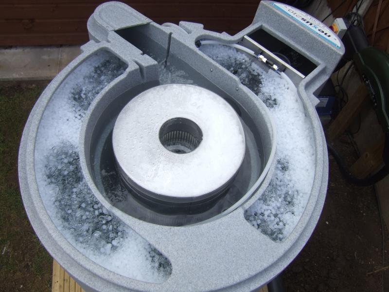 Pond filter system and upgrades for Pond filter equipment