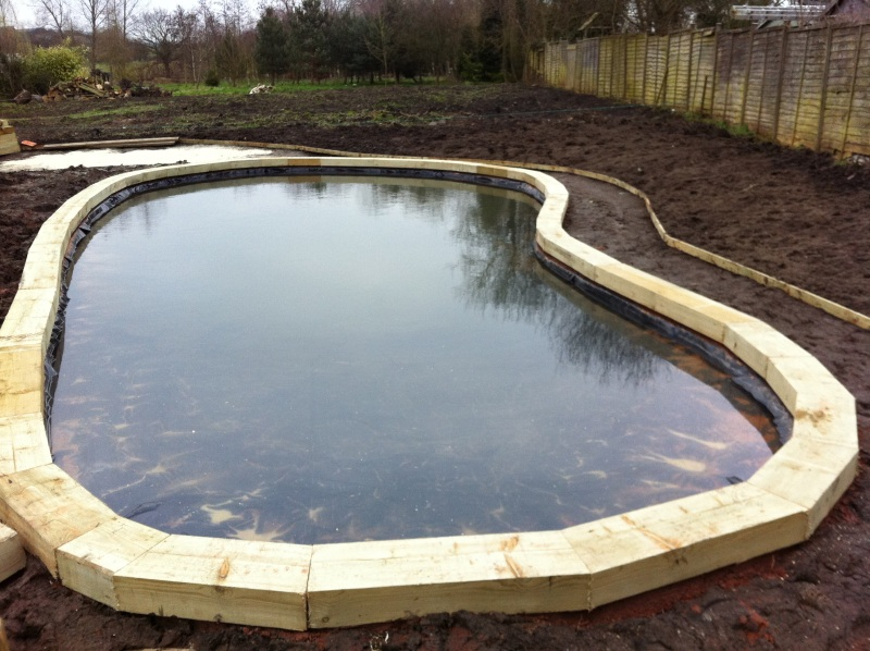 Peter Whitehead Large Pond Construction And Lining