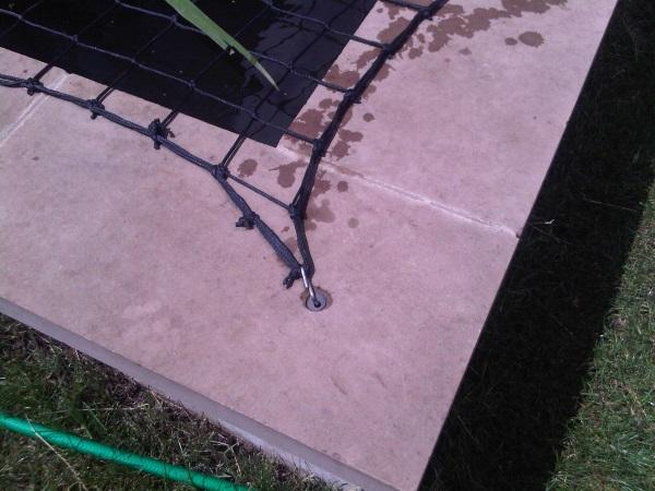 Pond Safety Net